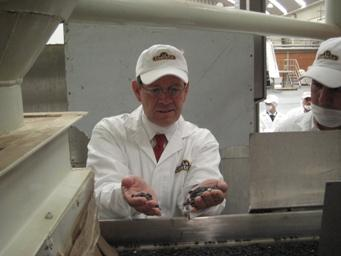 June 23, 2008: Secretary Leavitt Travels To México And Central America To Advance Product-Safety Efforts