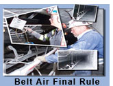 Belt Air Final Rule