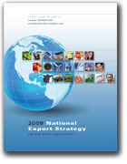 2008 National Export Strategy