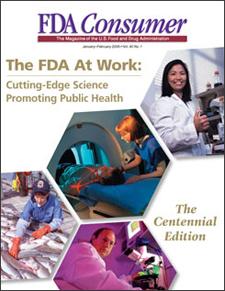 FDA Consumer Centennial issue