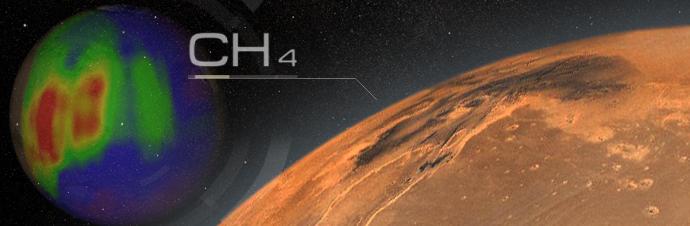 Artist concept of Mars