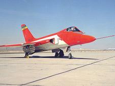 F-5D aircraft