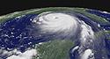 Hurricane Katrina - Courtesy of NOAA