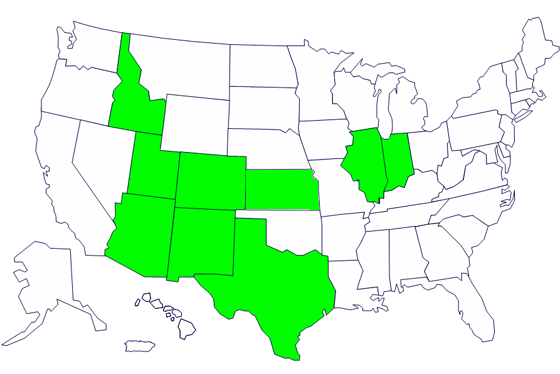 Persons infected with the outbreak strain of <em>Salmonella</em> Saintpaul, United States,