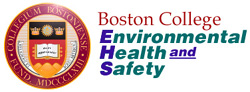 Boston College: Environmental Health and Safety
