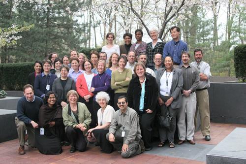 Photo of the ARP staff members