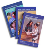 Easy-to-Read Booklets