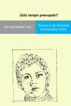 Cubierta del folleto Trastorno de Ansiedad Generalizada, Una Enfermedad Real