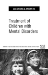 Treatment of Children with Mental Disorders publication cover