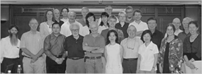 Health and Retirement Research Team members