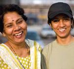 Photo of South Asian women