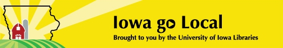 Iowa Go Local banner