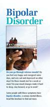 Bipolar Disorder brochure publication cover