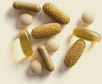 Photo of dietary supplements