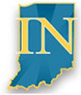 Indiana logo.