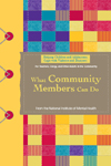 Helping Children and Adolescents Cope with 