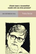 Cubierta del folleto Fobia Social, Una Enfermedad Real