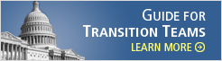 Guide for Transition Teams Learn More