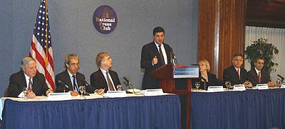 Photo: Webcast Panel