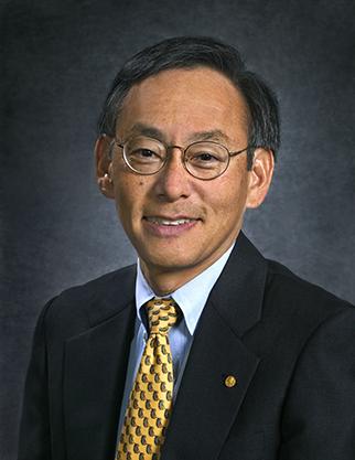Secretary of Energy Steven Chu