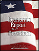 Cover of the Economic Report of the President, 2009.