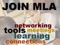 Not yet a member of MLA? Join today!