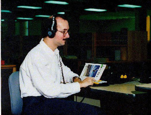 Kurzweil reading machine