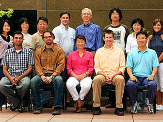photo of Nuclear Protein Physiology Group