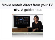 AppleTV. A guided tour.