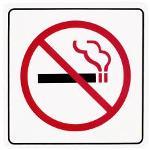 Do not smoke.