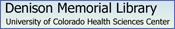 Denison Memorial Library Logo