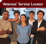Veterans' Service Locator