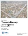 Cover of Greensburg, KS Tornado Damage Investigation