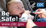 Be Safe! Visit www.cdc.gov