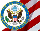 The Great Seal: U S Government - United States of America