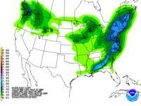 24 Hour Rainfall Prediction