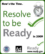 Resolve To Be Ready Square Banner