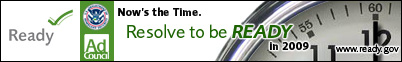 Resolve To Be Ready Banner