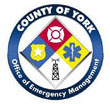 Logo For The County Of York Office Of Emergency Management