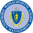 Logo For Massachusetts Emergency Management Agency