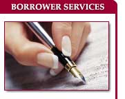 Borrower Services