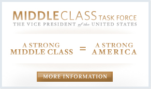 More Information on the Strong Middle Class Task Force