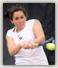 Tennis athlete