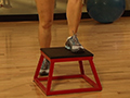 Video: Step-up exercise