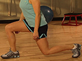 Video: Lunge exercise
