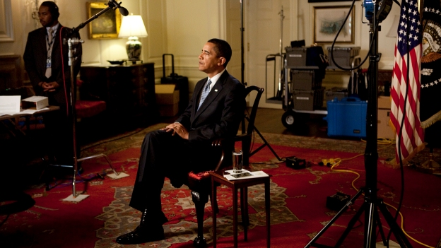 The President discusses H1N1 Flu