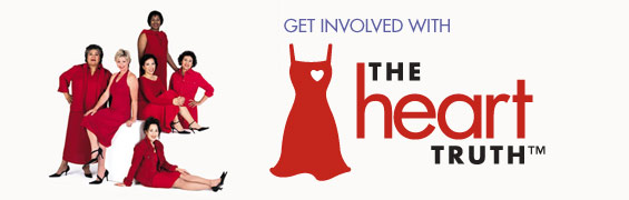 Get Involved with The Heart Truth