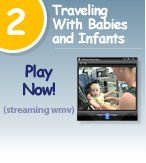 View our Traveling with Babies and Infants video