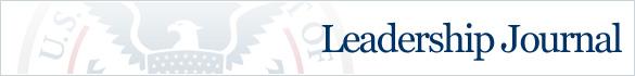 Leadership Journal banner