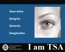 The I-Am-TSA Poster